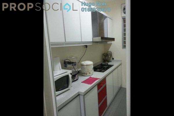 For Sale Condominium at Platinum Lake PV20, Setapak Freehold Semi Furnished 4R/2B 490k