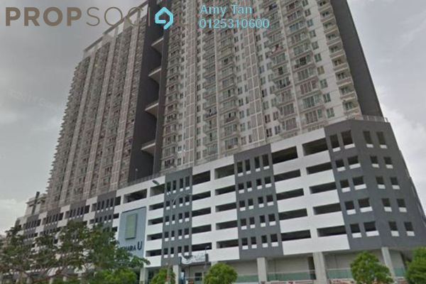 For Sale Office at Menara U2, Shah Alam Freehold Unfurnished 0R/0B 370k