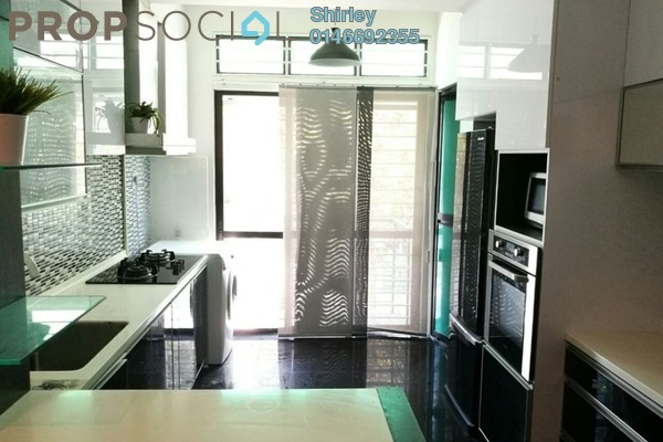 For Sale Townhouse at Park Villa, Bandar Bukit Puchong Freehold Semi Furnished 3R/2B 479k