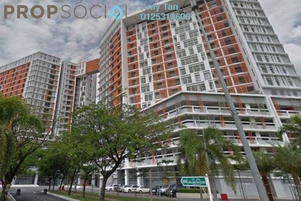 For Sale Serviced Residence at Suria Jelutong, Bukit Jelutong Freehold Unfurnished 0R/0B 760k