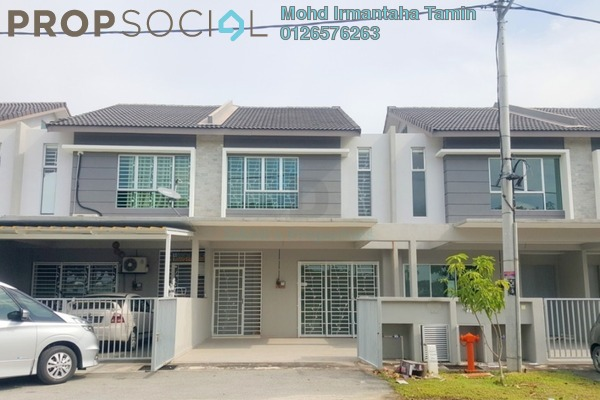 For Sale Terrace at Taman Malawati Jaya, Kuala Selangor Freehold Unfurnished 4R/3B 480k