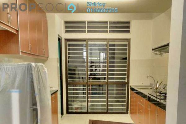 For Rent Townhouse at Park Villa, Bandar Bukit Puchong Freehold Semi Furnished 3R/2B 1.3k