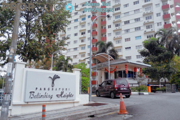 For Sale Apartment at Belimbing Heights, Seri Kembangan Freehold Unfurnished 3R/2B 300k