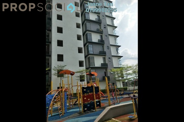 For Sale Condominium at Lakeview Residency, Cyberjaya Freehold Unfurnished 3R/2B 465k