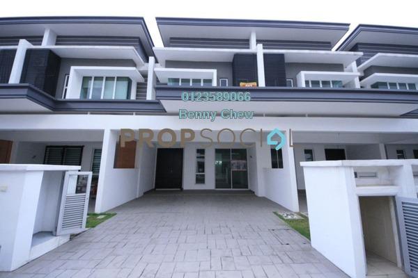 For Sale Terrace at Laman Vista Alam, Setia Alam Freehold Unfurnished 4R/4B 850k
