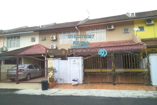 For Sale Terrace at Section 8, Bandar Mahkota Cheras Freehold Unfurnished 4R/3B 549k
