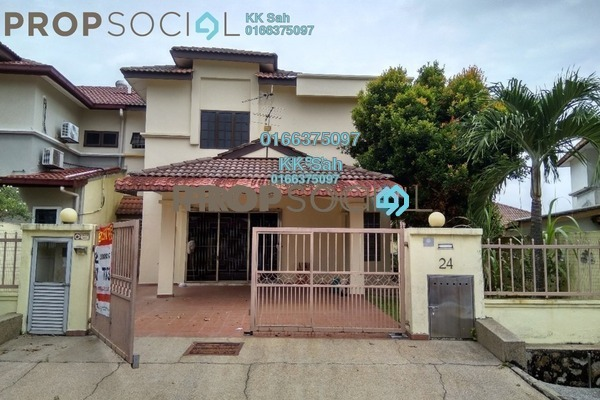 For Sale Semi-Detached at Suasana, Bandar Tun Hussein Onn Freehold Semi Furnished 5R/4B 850k