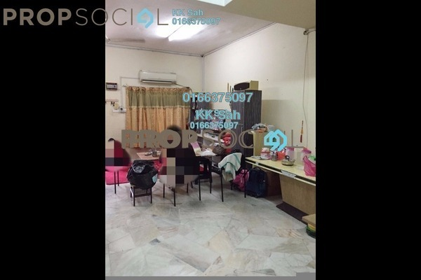 For Sale Link at Taman Mesra , Klang Freehold Semi Furnished 3R/2B 280k
