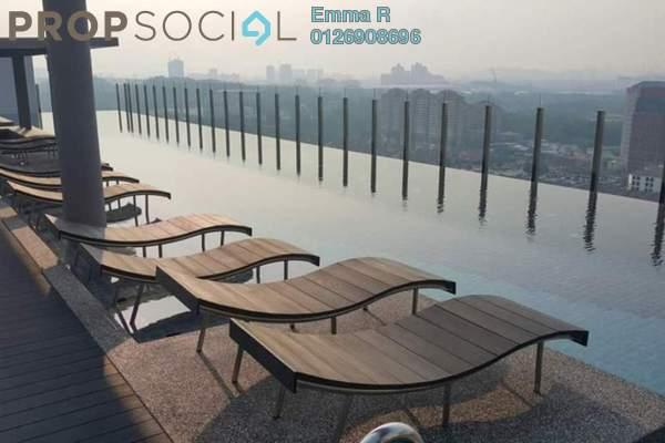 For Rent Condominium at Flexis @ One South, Seri Kembangan Freehold Fully Furnished 1R/1B 1.4k