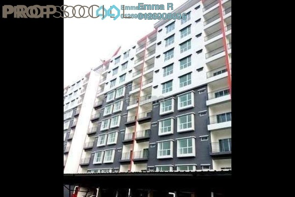 For Sale Serviced Residence at Suria Residen, Batu 9 Cheras Freehold Unfurnished 3R/2B 320k