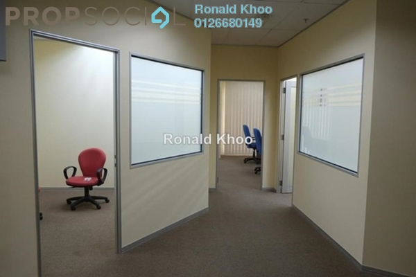 For Sale Office at V Square, Petaling Jaya Freehold Unfurnished 0R/1B 515k