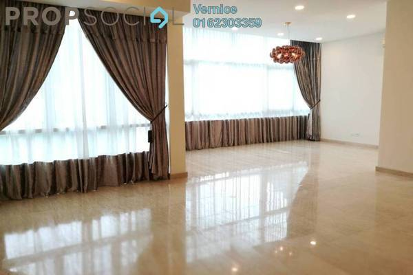 For Sale Condominium at Sunway Vivaldi, Mont Kiara Freehold Semi Furnished 5R/6B 3.05m