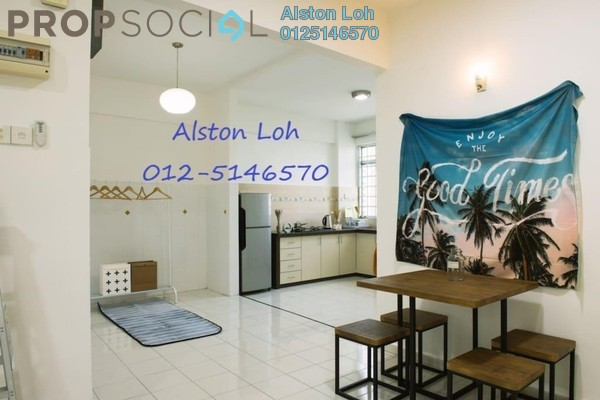 For Sale Condominium at Putra Place, Bayan Indah Leasehold Fully Furnished 3R/2B 480k