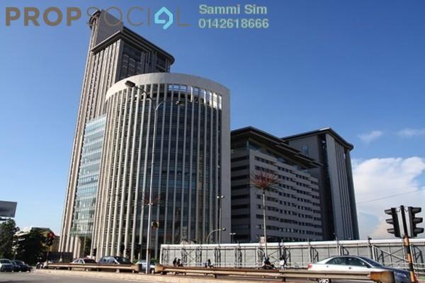 For Rent Condominium at PJ8, Petaling Jaya Leasehold Fully Furnished 1R/1B 2.5k