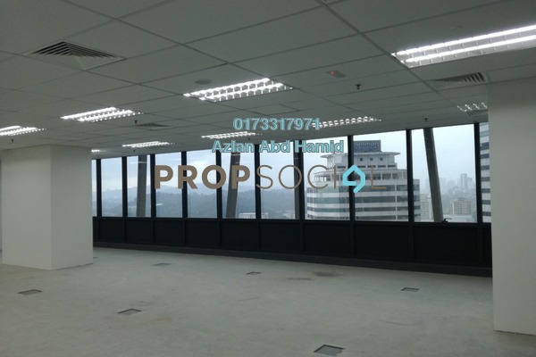 For Rent Office at KL Gateway, Bangsar South Freehold Unfurnished 0R/0B 6.5k