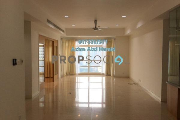 For Sale Condominium at Binjai Residency, KLCC Freehold Semi Furnished 3R/4B 2.32m