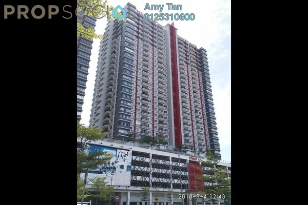 For Sale Apartment at Koi Prima, Puchong Freehold Unfurnished 0R/0B 263k