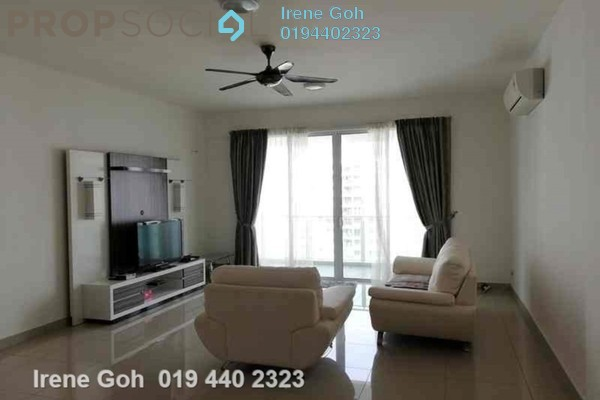For Rent Condominium at Summerton Condominium, Bayan Indah Freehold Fully Furnished 3R/3B 3.5k