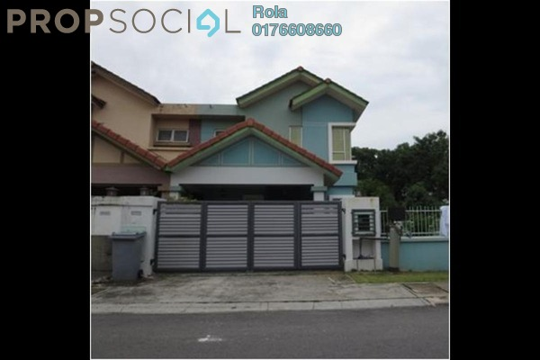 For Sale Semi-Detached at Taman Aman Perdana, Klang Freehold Unfurnished 0R/0B 720k
