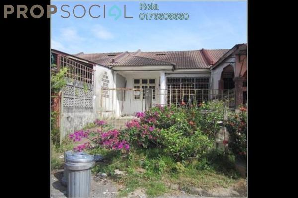 For Sale Terrace at Kampung Tepus, Kelantan Freehold Unfurnished 0R/0B 81k