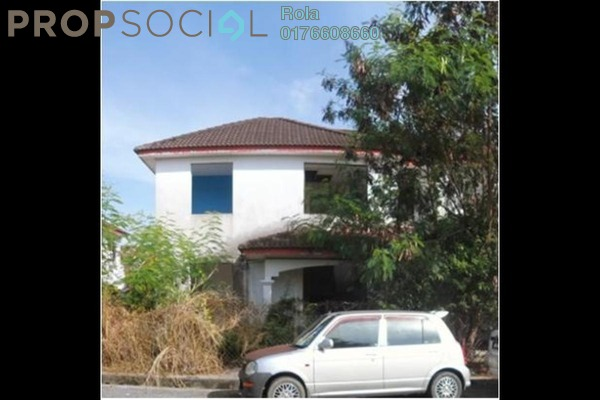 For Sale Semi-Detached at Taman Nuri, Alor Setar Freehold Unfurnished 0R/0B 226k