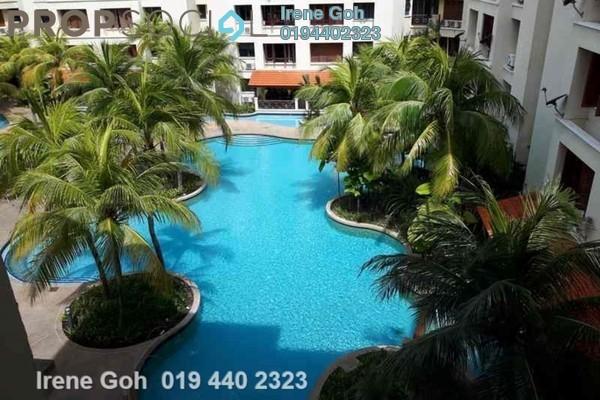 For Rent Condominium at Bellisa Court, Pulau Tikus Freehold Fully Furnished 3R/2B 3k