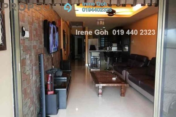 For Rent Condominium at Sea View Garden, Batu Ferringhi Freehold Fully Furnished 2R/2B 1.5k