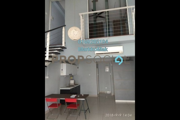 For Rent Serviced Residence at The Scott Soho, Old Klang Road Freehold Semi Furnished 1R/2B 1.4k