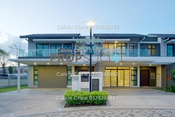 For Sale Terrace at Estuari, Puteri Harbour Freehold Unfurnished 4R/5B 1.1m