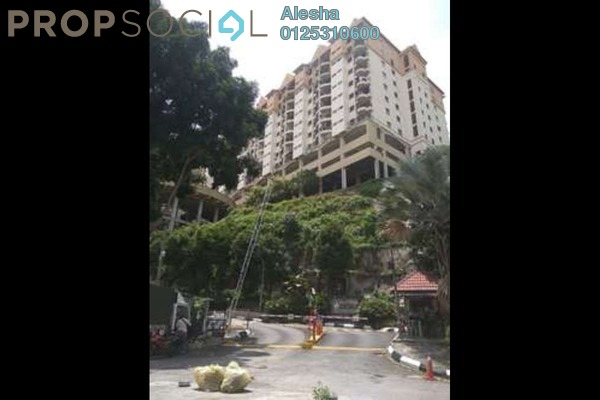 For Sale Apartment at Ixora Apartment, Kepong Freehold Unfurnished 0R/0B 250k