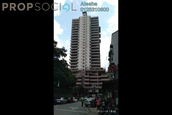 For Sale Condominium at One Damansara, Damansara Damai Freehold Unfurnished 0R/0B 315k