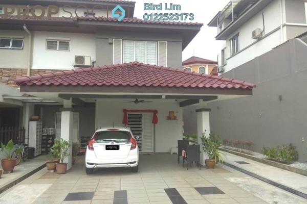 For Sale Terrace at Taman Yarl, Old Klang Road Freehold Semi Furnished 5R/4B 2.08m