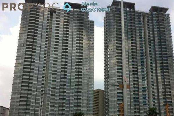 For Sale Condominium at The Elements, Ampang Hilir Freehold Unfurnished 0R/0B 816k