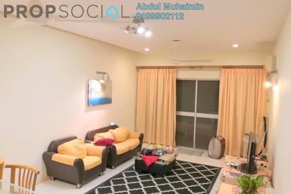 For Sale Condominium at Seri Maya, Setiawangsa Freehold Fully Furnished 3R/2B 680k