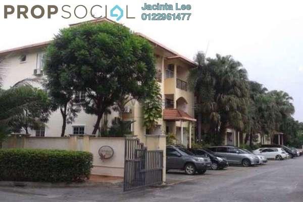 For Sale Townhouse at Taman SEA, Petaling Jaya Leasehold Semi Furnished 3R/2B 380k