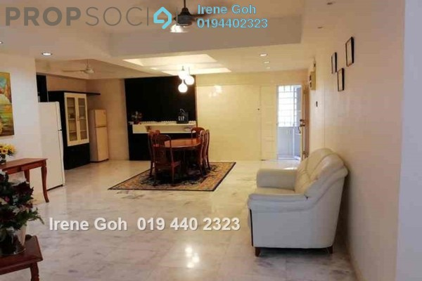 For Rent Condominium at Marina Bay, Tanjung Tokong Freehold Fully Furnished 4R/3B 3.5k