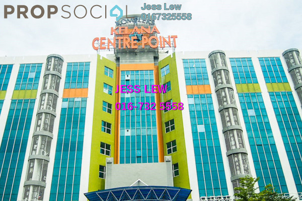 For Rent Office at Kelana Centre Point, Kelana Jaya Freehold Fully Furnished 0R/0B 2.5k