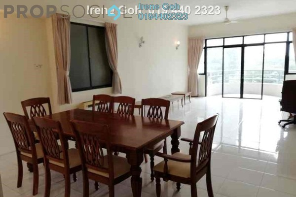 For Rent Condominium at Sri Pangkor, Pulau Tikus Freehold Fully Furnished 4R/3B 2.8k