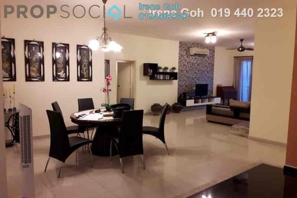 For Rent Condominium at Putra Marine, Bayan Indah Freehold Fully Furnished 4R/3B 3.6k