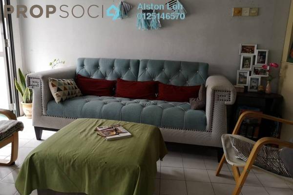 For Sale Apartment at Taman Medan Penaga, Green Lane Freehold Semi Furnished 3R/2B 385k