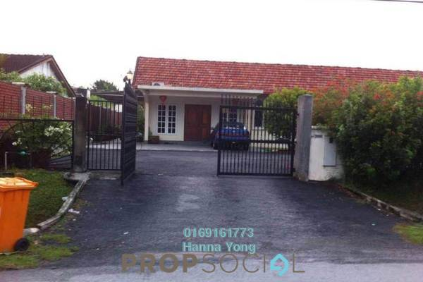 For Sale Bungalow at Section 5, Petaling Jaya Leasehold Semi Furnished 9R/9B 3.9m
