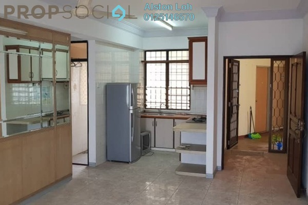 For Sale Condominium at Sunny Ville, Batu Uban Freehold Semi Furnished 3R/2B 419k
