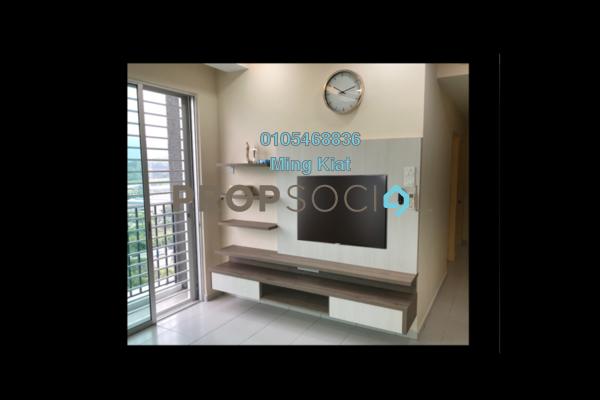 For Rent Condominium at The Zizz, Damansara Damai Freehold Fully Furnished 3R/2B 1.8k