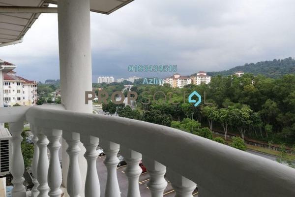 For Sale Apartment at Palma Perak & Puteri, Kota Damansara Freehold Semi Furnished 3R/2B 260k