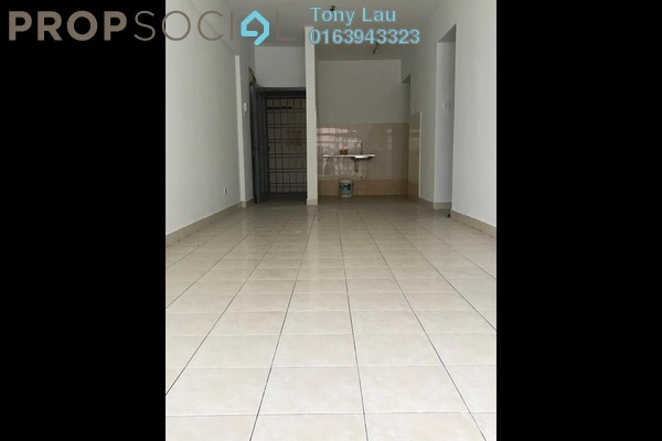 For Sale Apartment at Sri Gotong Apartment, Selayang Freehold Semi Furnished 3R/2B 230k