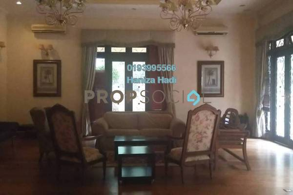 For Sale Bungalow at Taman TAR, Ampang Freehold Semi Furnished 5R/6B 4.4m