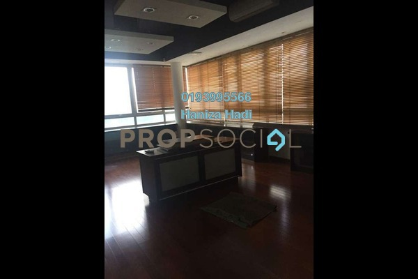 For Rent Office at Dana 1 Commercial Centre, Ara Damansara Freehold Semi Furnished 0R/2B 2.5k