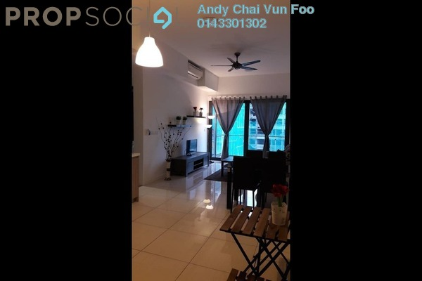 For Sale Serviced Residence at The Elements, Ampang Hilir Freehold Fully Furnished 0R/0B 650k