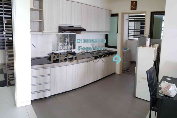 For Sale Condominium at Serin Residency, Cyberjaya Freehold Semi Furnished 3R/2B 380k