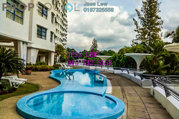For Rent Condominium at Ampang Waterfront, Ampang Freehold Fully Furnished 2R/2B 2.5k